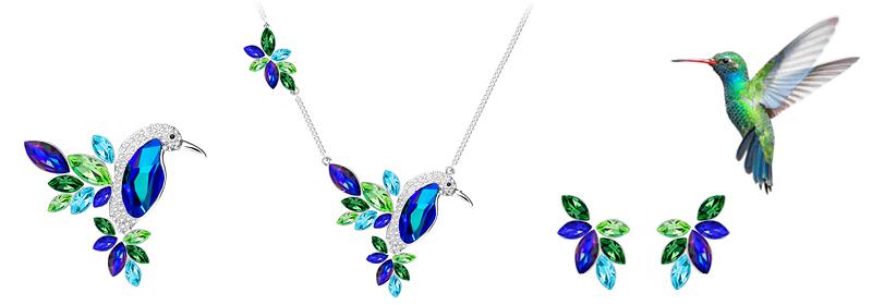 Bižuterní kolekce šperků Flying Gem by Veronika - Preciosa