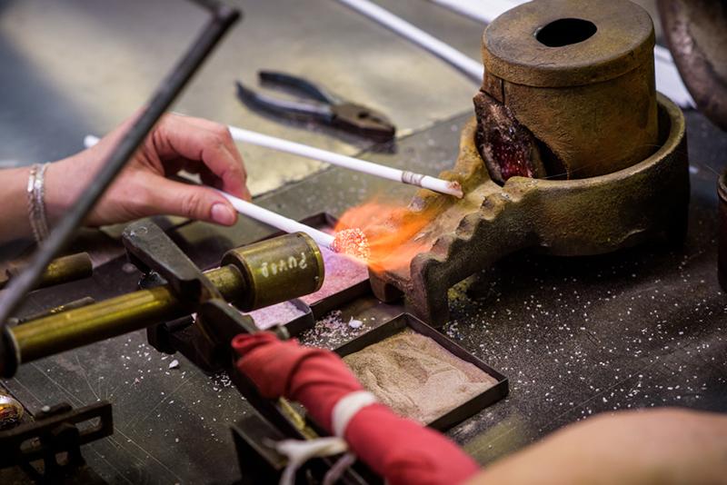 Penna - výroba speciálních kamenů - Preciosa